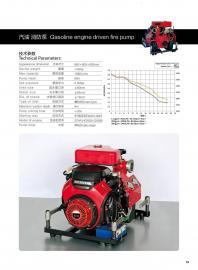 伊藤动力90米扬程消防泵