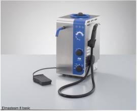 医疗器械蒸汽清洗机Elmasteam 8 basic现货销售