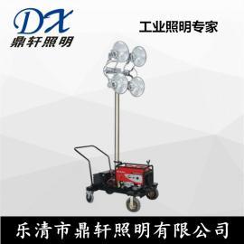 CW804移动照明车4*400W升降应急泛光抢修灯