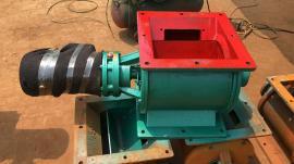 各种型号卸料器耐高温铸铁钢性叶轮给料机