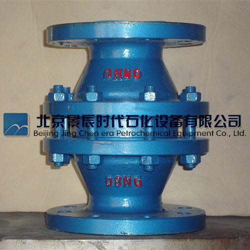 石油气管道阻火器GZJⅡ-200-1.6C防爆轰阻火器 轰型管道阻火器