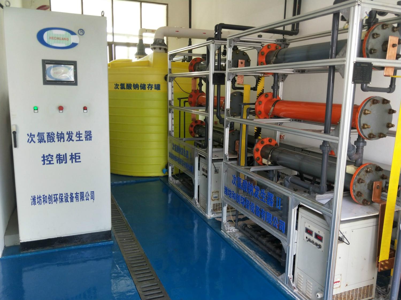 水厂次氯酸钠发生器/电解次氯酸钠发生器消毒系统