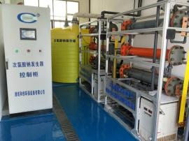 在线水厂消毒设备/电极法次氯酸钠发生器