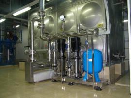 工厂供水变频供水泵