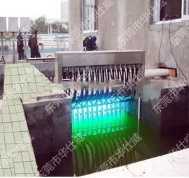 厂家供应市政工程污水厂过流式紫外线杀菌器 紫外线消毒设备320W