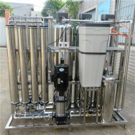 厂家热销全自动不锈钢RO反渗透设备 光学玻璃镀膜用纯水设备