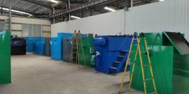 加油站生活地埋式污水处理装置