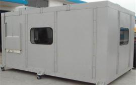 热电厂引风机噪声治理,电厂引风机隔声罩
