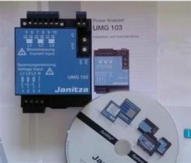 JANITZA 仪器仪表/多功能电表/测量仪表/数据采集仪