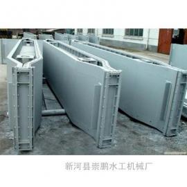 安全不锈钢叠梁闸门,平面定轮式钢制闸门安装规范