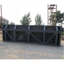 大型平板钢制闸门厂家智能效率高