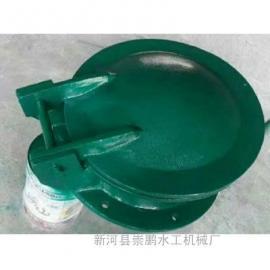 铸铁圆拍门,性价比高的800圆形河道铸铁拍门