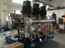 高区生活变频给水加压泵组