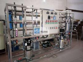 龙岗销售20T/H工业纯水设备YACS-10T使用美国进口DOW反渗透膜