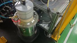 船舶用的工业吸尘器小型气动大功率吸尘机WX-160