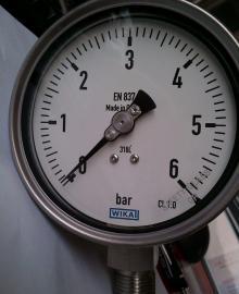 欧美工控 WIKA 压力表 233.30.100 0-1.0MPa