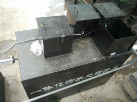 地埋式一体化加油站生活污水处理装置