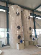 硫化氢废气处理设备洗涤塔酸雾净化塔喷淋塔脱硫塔环保设备