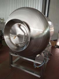 肥牛600L真空滚揉机搭配压板机做7.2斤肥牛板免费指导技术工艺