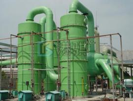 【玻璃钢酸雾吸收塔】净化脱硫塔厂家直销-港骐