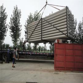 lng空温式气化器 液化天然气汽化器 LNG汽化器发货现场