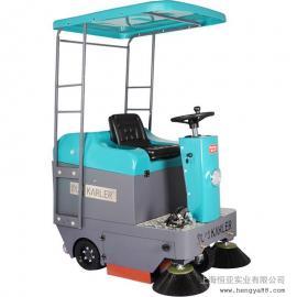 KL1050P驾驶式扫地车道路清扫车间保洁扫地机全自动吸尘物业清扫