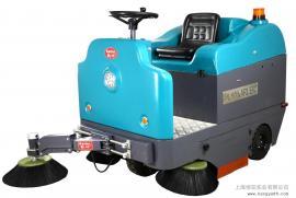 大型洒水吸尘地车物业工厂广场车间外围电动环卫清扫车4刷扫地机