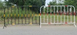 铁马护栏马路护栏隔离护栏