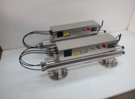 过流式(管道式)B160紫外线消毒器