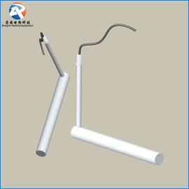 不锈钢发热管 L型 304 316L电热管加热管 非标定制钛加热器