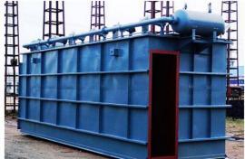 环保设备处领导地位的XNX型旋风布袋除尘器