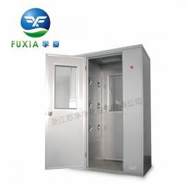 FLB-1C双人单面风淋室 自动吹淋 风淋室厂家