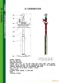 绿牌液下泵,化工泵,潜液泵,防爆液下泵,防爆化工泵,不锈钢液下泵