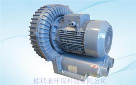 7.5KW环形旋涡气泵,RB110涡旋式高压鼓风机