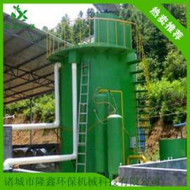 隆鑫环保给您介绍气浮除水处理设备的工艺与流程
