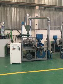 现货供应PVC磨粉机-PE塑料磨粉机