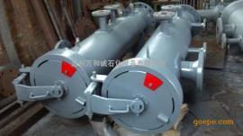 dn350安全输送介质清管器收发球筒工作效率高