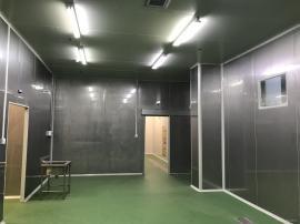 食品车间洁净室、食品车间无尘室咨询、设计、改造、维护