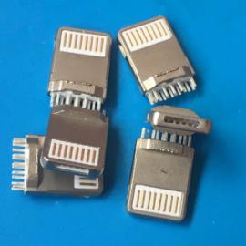 平安�^/�p面�O果+�p面安卓MICRO二合一18P Lighting�A板公�^