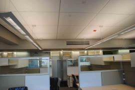 天花板吊顶工程、室内集成吊顶铝塑天花板工程公司