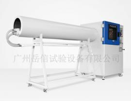 防水查验设备IPX56手动式冲水试验检测箱