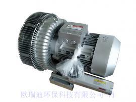 840-7.5KW大风量双叶轮高压鼓风机