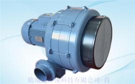 塑料机械设备专用透浦式多段鼓风机