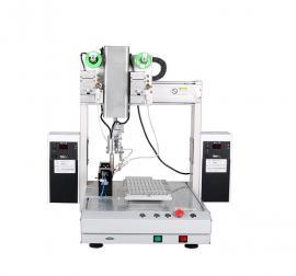 自动焊锡机,自动锁螺丝机,自动点胶机,精益诺自动化