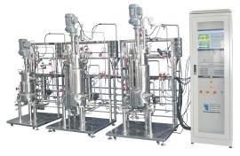 50L机械搅拌不锈钢发酵罐