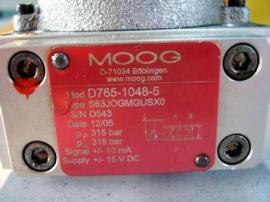 天欧优势品牌MOOG伺服阀D664-4010L05HXBD6NSM2-0