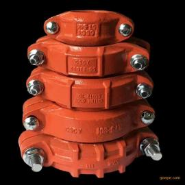 矿用管道卡箍 快速接头 管道卡箍 质量优,价格低
