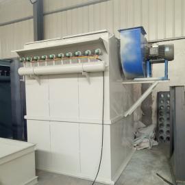 厂家直销单机脉冲布袋清灰器 工业用大规模单机清灰器