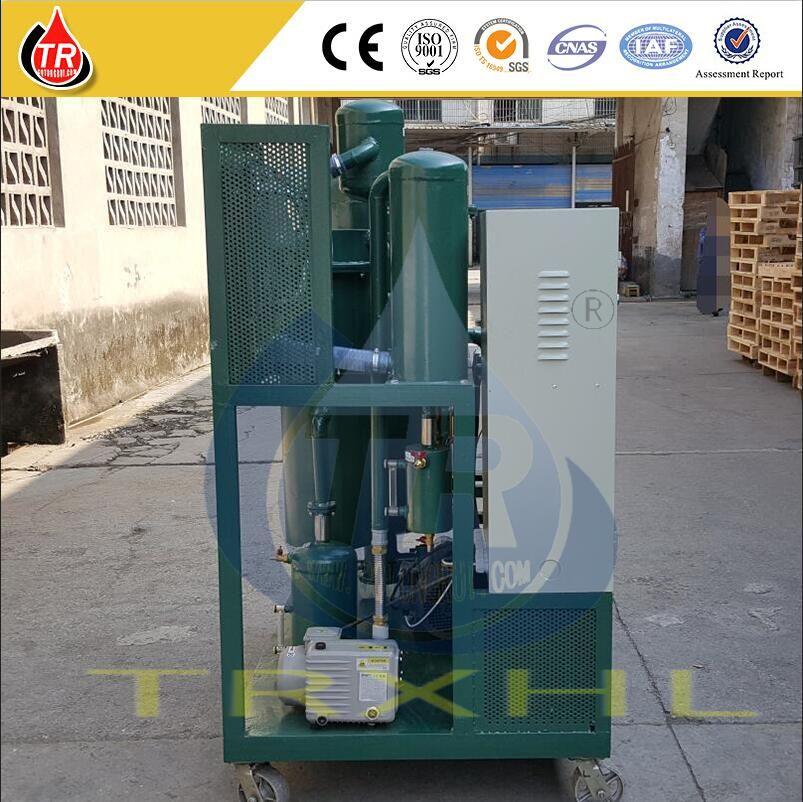 压缩机油、抗磨液压油在线过滤净化装置