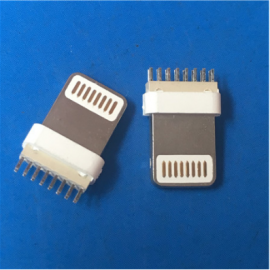 短�w�A板/�O果16P公�^ �g距加�� �A板0.8 插板6.5 耐高��